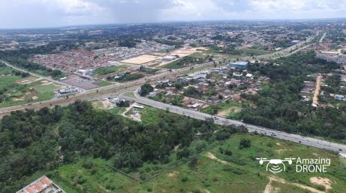 Avenida das TORRES!