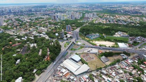 Rotatória do Coroado Manaus